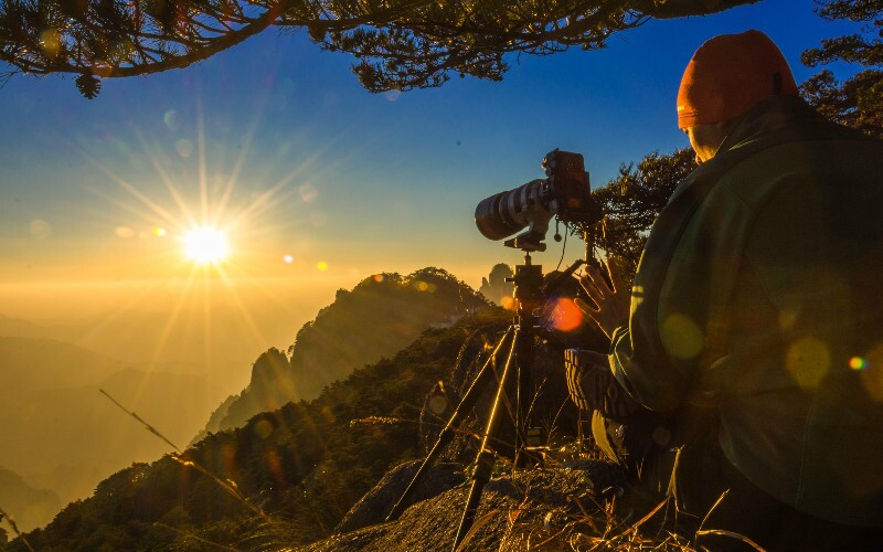 Photography Tips at the Yellow Mountains