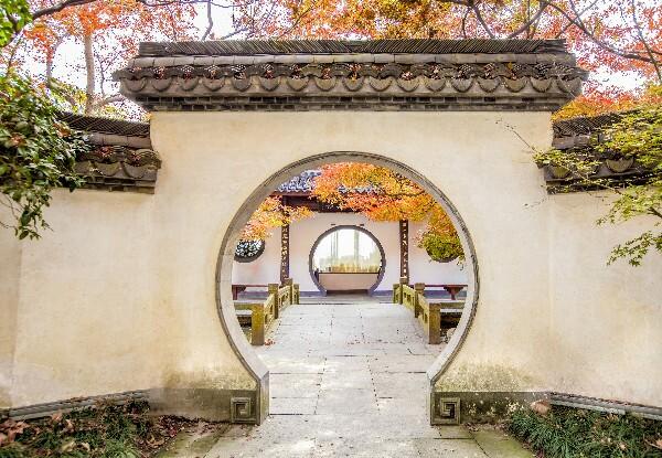 4-Day Shanghai-Suzhou-Tongli Tour