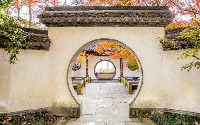 Chinese Gardens — Harmonious and Relaxing