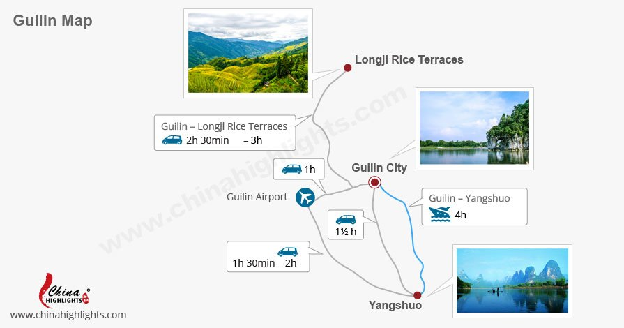 Top Places to See in Guilin
