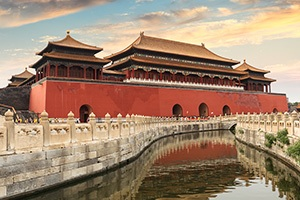 History of the Forbidden City — 1406 to the Present