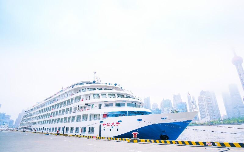 Century, Victoria and President Cruises?