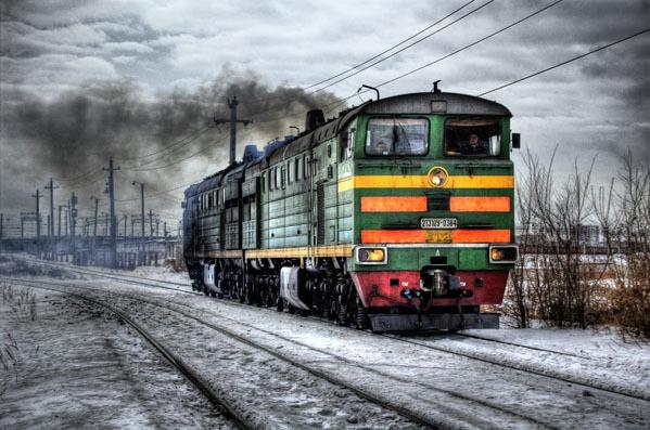 Taking a Trans-Siberian Train