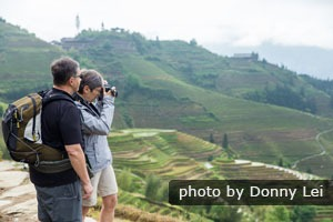 Take a private tour to Longji is perhaps the best choice