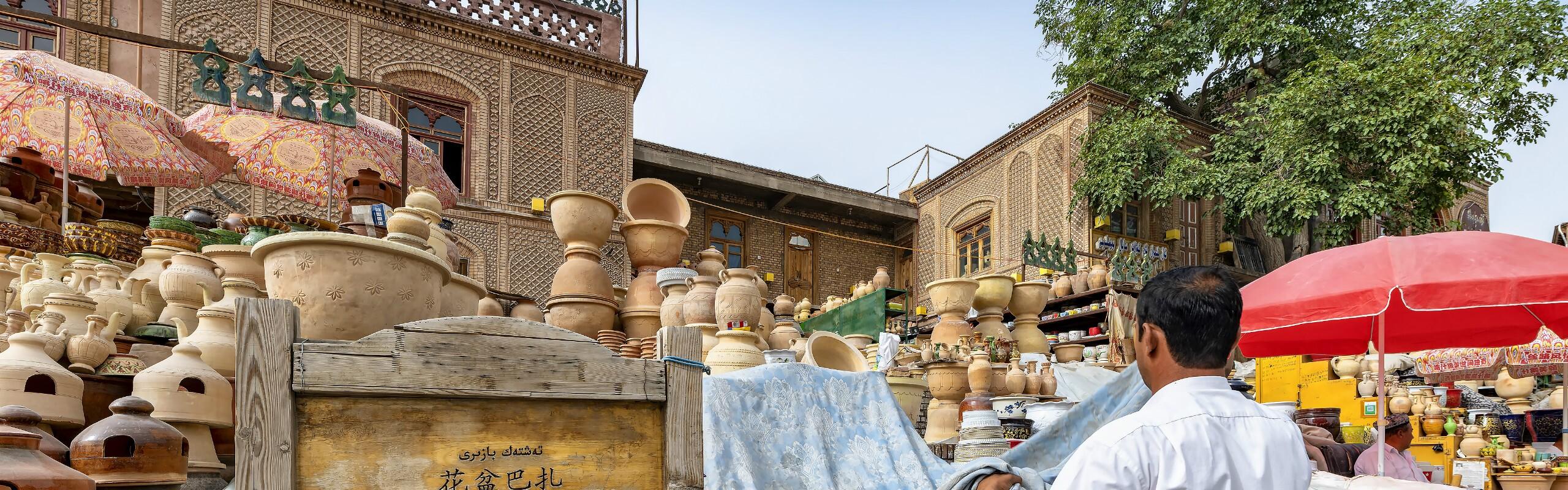7 Days Xinjiang Silk Road Highlights Tour