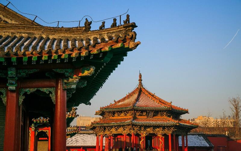 Shenyang Attractions