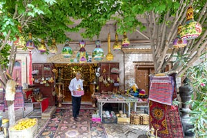 Kashgar Old City