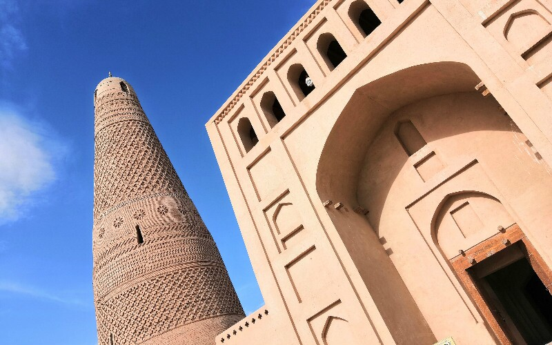 Mosques in Turpan
