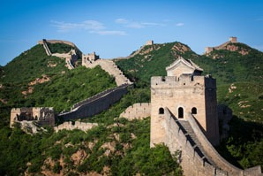 a must-see in your first trip to china: The Great Wall of China