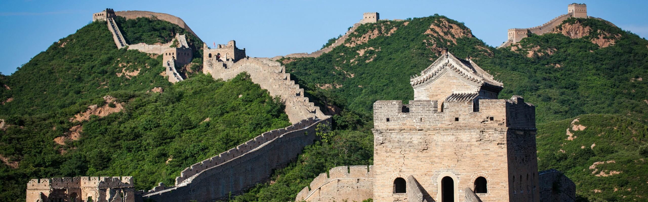 One Day Jinshanling Great Wall Hiking Tour