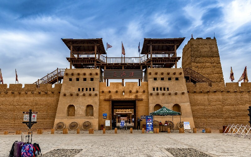 The Jiaohe Ruins — a Disappearing City of Earth