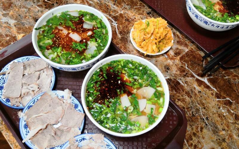 Zhengzhou Muslim Restaurants