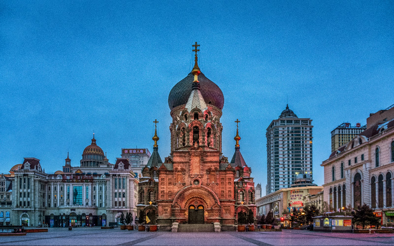 Harbin Weather in October
