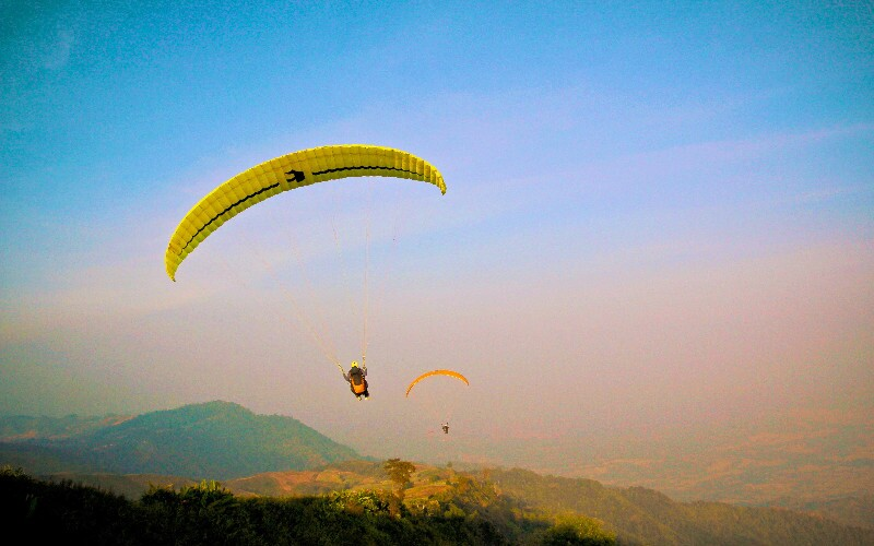 Jiayuguan Gliding Base
