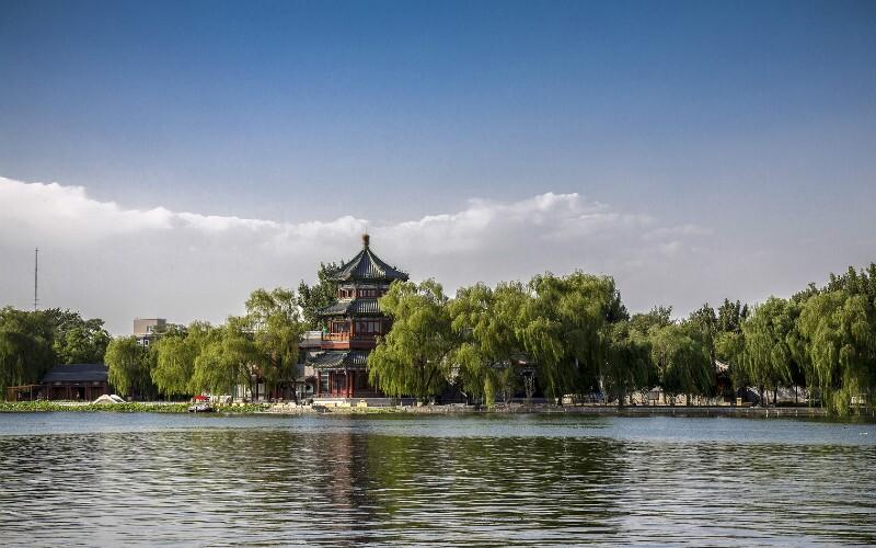 Beijing Shichahai - Famous Bar Area