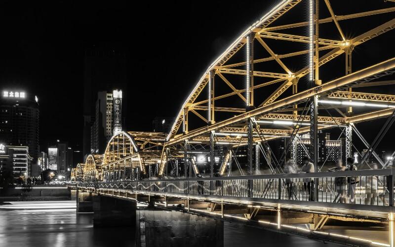 Zhongshan Bridge
