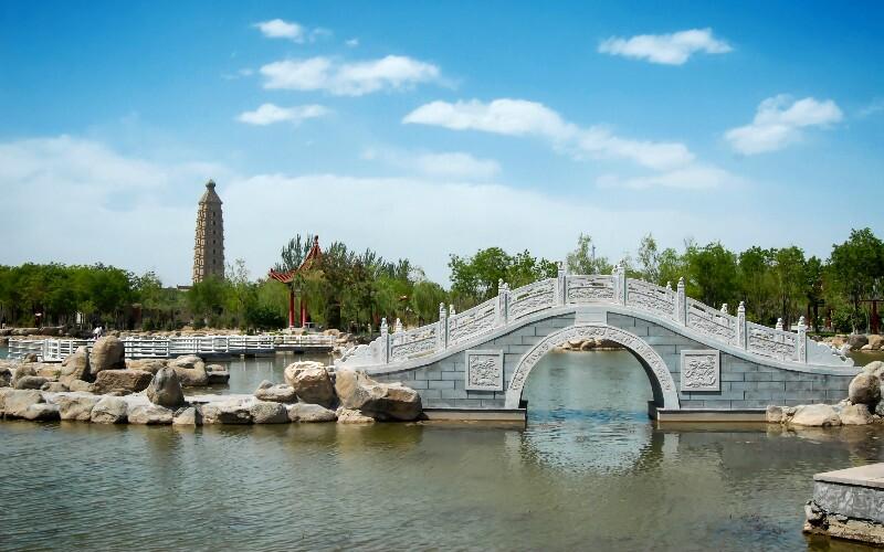 Yinchuan Weather - Best Time to Visit Yinchuan