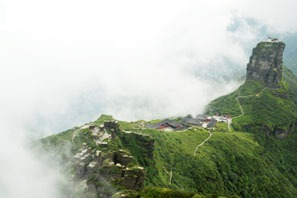 Discover the beauty of Fanjing Mountain