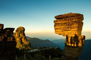 Fanjing Mountain in Guizhou