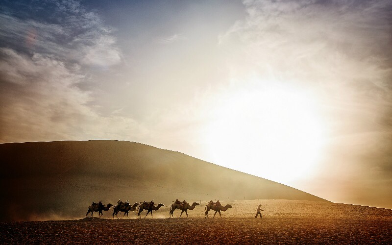 The New Silk Road - The Belt and Road Initiative