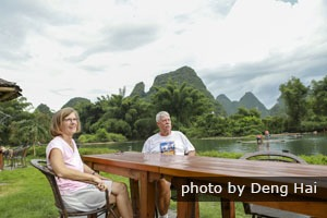 Enjoy a relaxing Guilin with us.