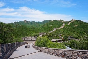 badaling section of great wall