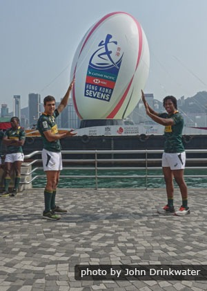 The Hong Kong Sevens — the Top Rugby Sevens Event