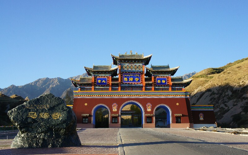 Shengrong Temple/Mati Temple Grotto