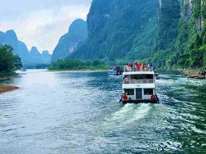 the Li River cruise