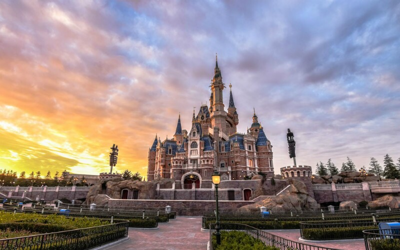 The Top 11 Theme Parks in China