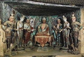 dunhuang mogao cave