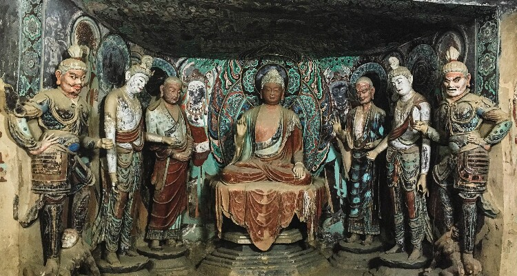The Mogao Cave