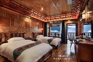 Baike Hotel in Longji