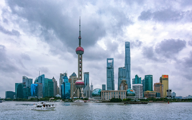 The Oriental Pearl TV Tower - the Centerpiece of Modern Shanghai