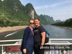 Tour the Li River with us.