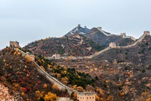How to Travel from Shanghai to the Great Wall of China