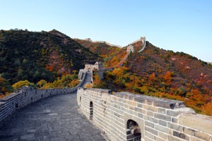 Great Wall october