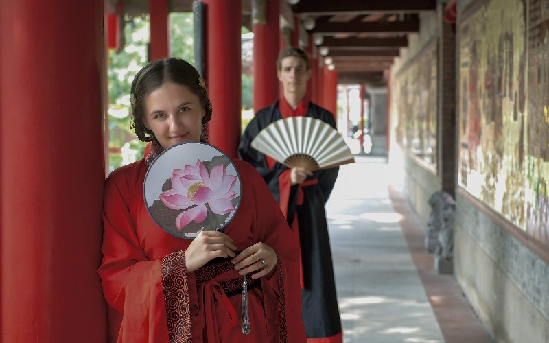 Hanfu — Traditional Clothing of the Chinese Han Majority