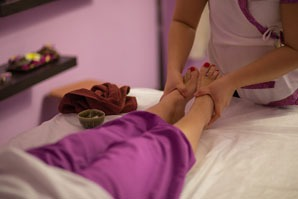 Top 7 Massages and Spas in Beijing