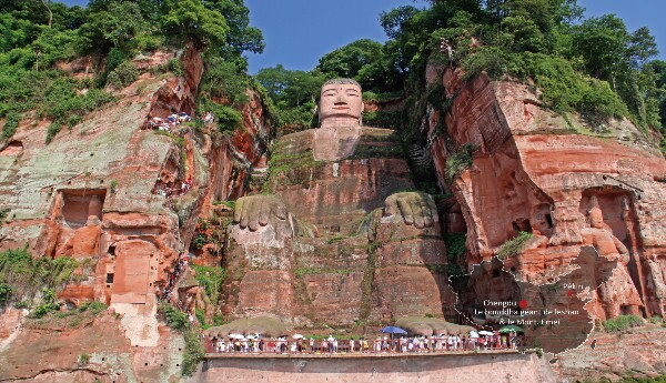 2 Days Giant Panda, Giant Buddha and Ancient Town Tour