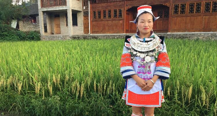 Handy Ethnic Girl
