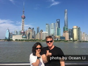 Enjoy a hassle-free Shanghai tour.
