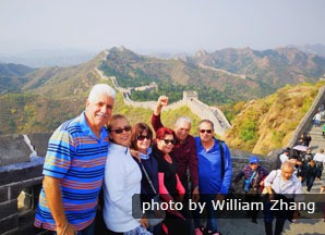 Tailor-made tour in September Beijing