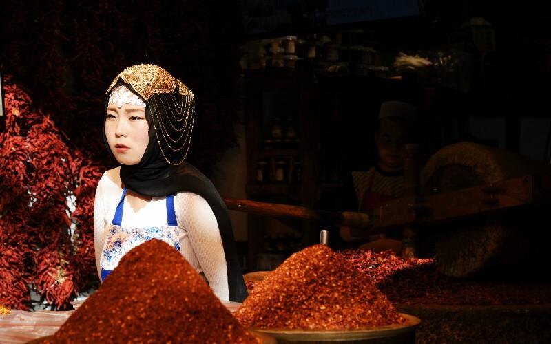 Xi'an Muslim Restaurants