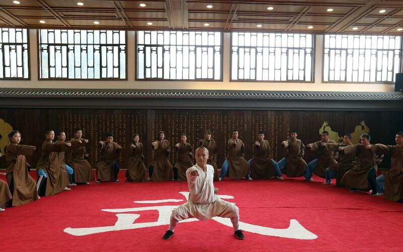 Zhao's Martial Art School