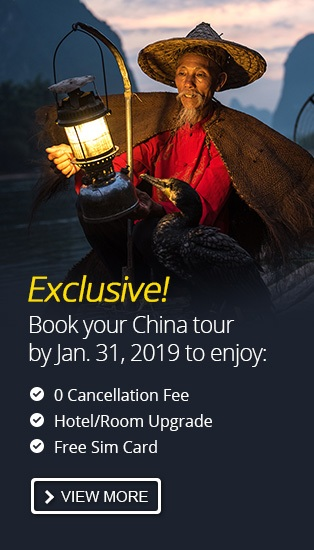 top china tours in 2019