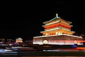 Top 6 Areas to Stay in Xi'an