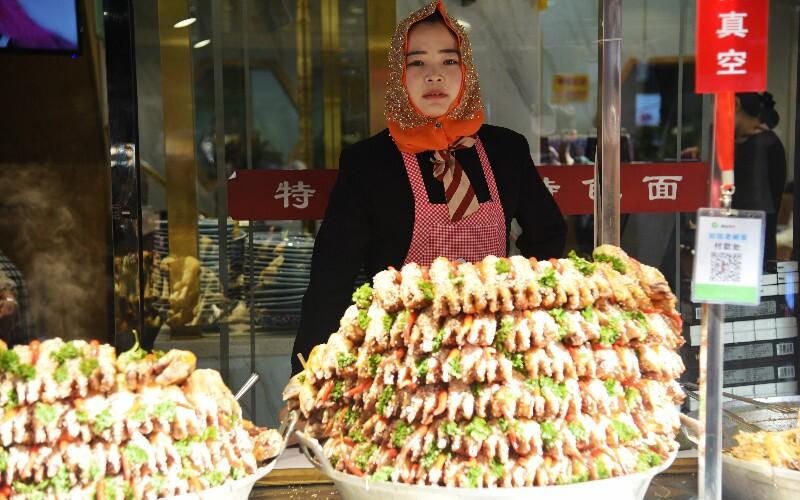 Guangzhou Muslim Restaurants