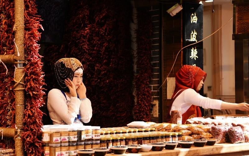 Guilin Muslim Restaurants