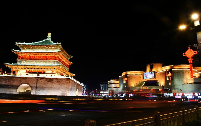 The Most Popular Night Markets in Xi'an